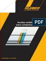 Aceites Sinteticos Para Compresores