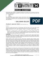 Bedah 2-2 Dr.hw, Bedah Digesti