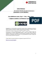 Nota Tecnica No Ipcom