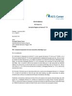 Hecho Esencial Comunicando Incorporación de AMSA - Julio 2013