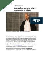 Estulin, Daniel_Las 6 Estrategias de Los Ricos Para Reducir La Población y Conservar Su Estatus