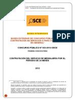 Bases Integradas 2012