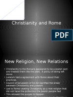 christainity and rome