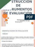 Construcción de Instrumentos de Evaluación