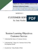 Customer Service Example