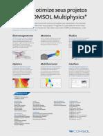 COMSOL Signage BR General Multiphysics A4 2014