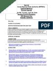 MPRWA Revised Special Meeting Agenda Packet 04-26-16