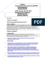 MPRWA Revised Special Meeting Agenda Packet 04-26-16