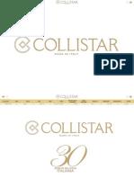Collistar Product Knowledge 2013 (English)