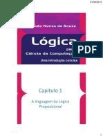 Lógica Matemática - Cap.1