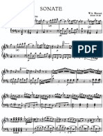 Mozart Music Paper