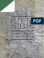 Brian Eno_Zaobilazne Strategije - Razgovori 1973-1984