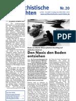 antifaschistische nachrichten 2003 #20