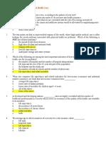 SOC 301 Study Guide Ch 2