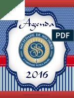 Agenda Dominical Soc Soc
