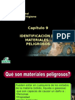 Identificacion de Materiales Peligrosos
