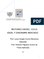 Ciclo Diesel Ideal y Diagrama Indicado 2015 (1)
