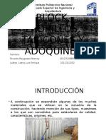 adoquines,ladrillos y blocks