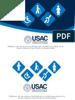 Politica de Atencion a La Poblacion Con Discapacidad Enero 2015