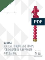 AURORA PUMP VT (FM) pdf | Pump | Engines
