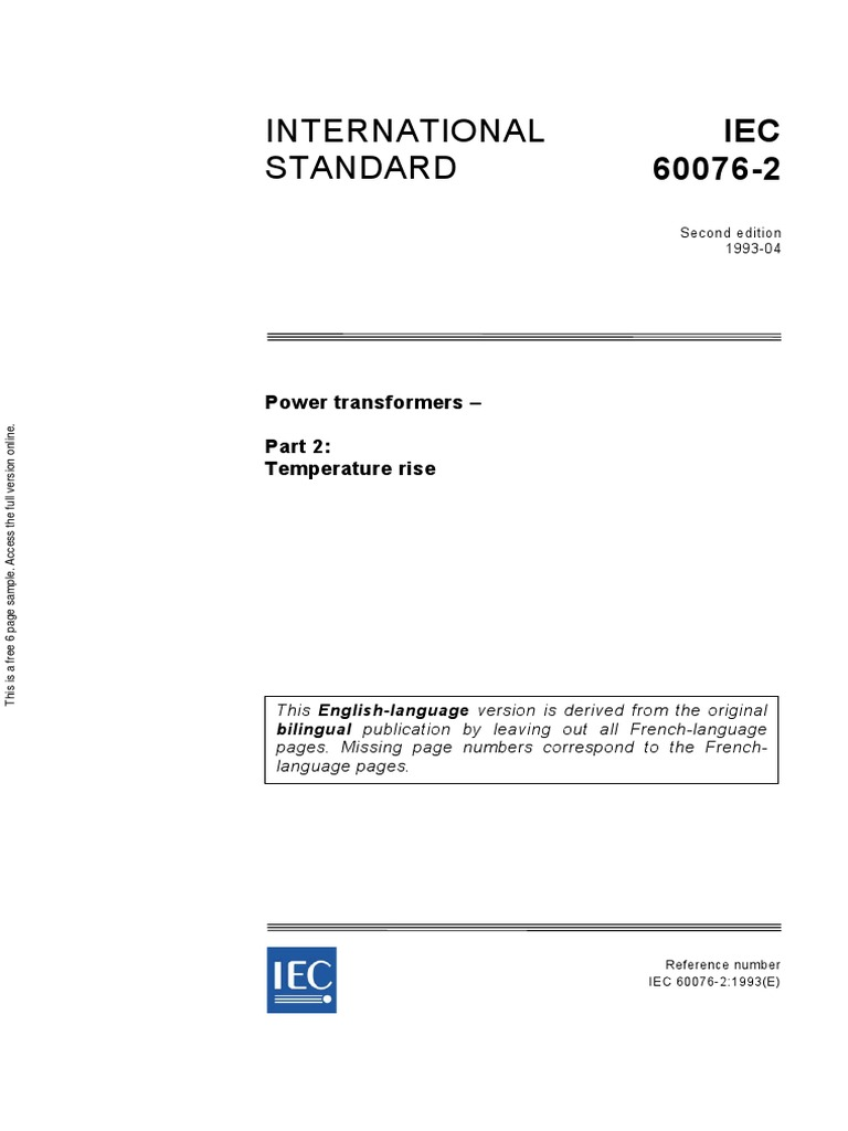 iec60076-2{ed2.0}en_d.img | International Electrotechnical Commission | Fax