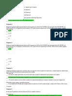Quiz gerencia financiera  Semana 7 Perfecto Respuestas en Verde Rojas en Duda