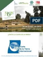 Encuentro de Liderazgo y Emprendedurismo Sustentable con la Carta de La Tierra