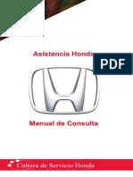 Asistencia Honda