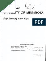 Directory1959 1960 Staff