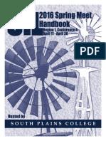 2016 UIL Handbook