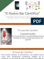 Clase 2.- El Nuevo Bar Científico