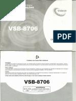Manual Do Visteon VSB-8706 Completo