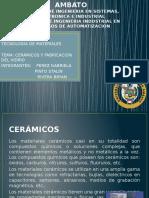 TECNOLOGIA CERAMICOS-VIDRIOS.pptx