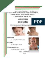 Tema N°16. Exantemas febriles de la infancia