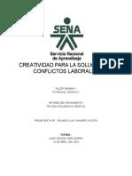 Potencial Creativo 04-07-2015