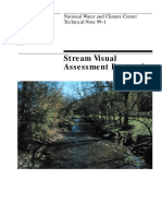 USDA Stream Visual Assessment