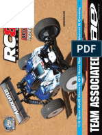 RC8.2e RTR Manual and Catalog 6 19 2012