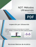 Non destructive NDT-1