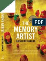 Katherine Brabon - The Memory Artist (Extract)
