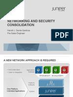 Presentación Juniper Networks