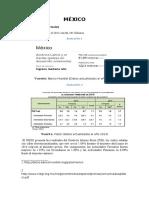 Integracion y Glablizacion MEXICO