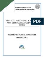 Actividades Matematica II 2010.