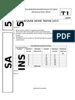 PAT Sains T1 (Contoh)
