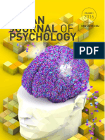 The Bedan Journal of Psychology 2016 Volume I