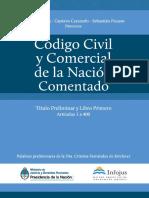 CCyC - Comentado Tomo I (Arts. 1 a 400)
