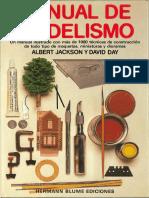 Manual de Modelismo a Jackson D Day ArquiLibros AL
