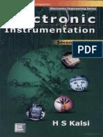 Electronic Instrumentation H S Kalsi