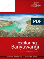 Exploring Banyuwangi