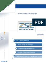FBGS - Strain Gauge Technology