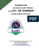 Ktsp Sdit as Sunnah 09 10